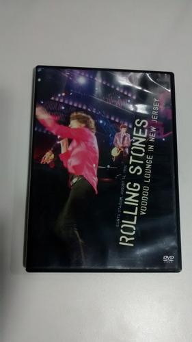 dvd original lacrado rolling stones voodoo frete r$ 10