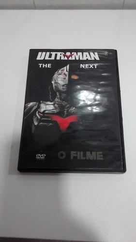 dvd original lacrado ultraman the next o filme frete r$ 10