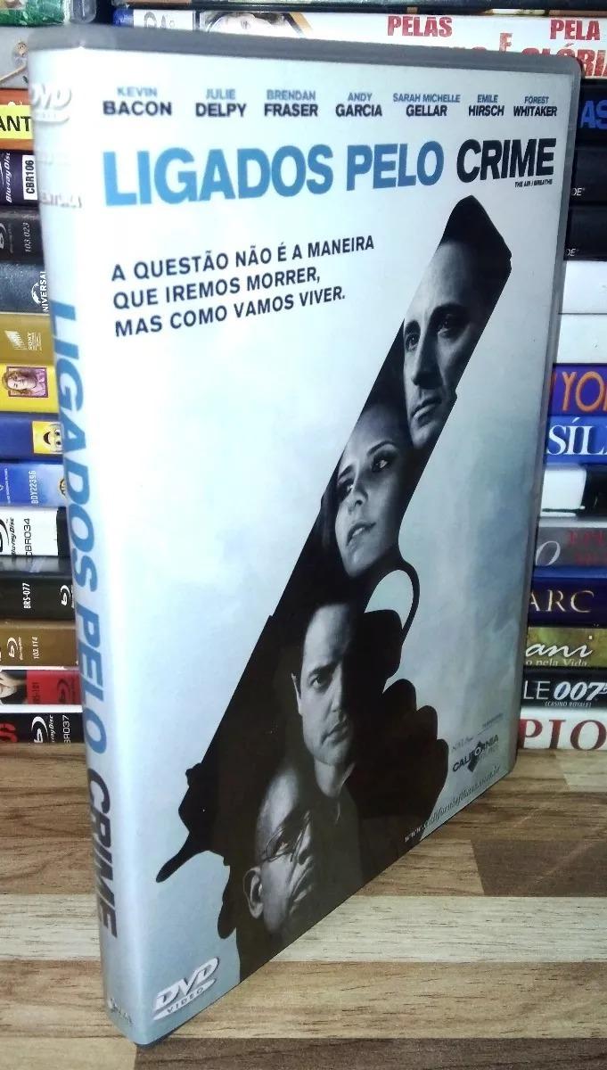Dvd Original - Ligados Pelo Crime - Filme Dublado - Coleção - R$ 14,99 em  Mercado Livre