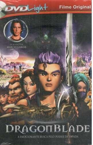 dvd original light dragonblade (cx 32) ok