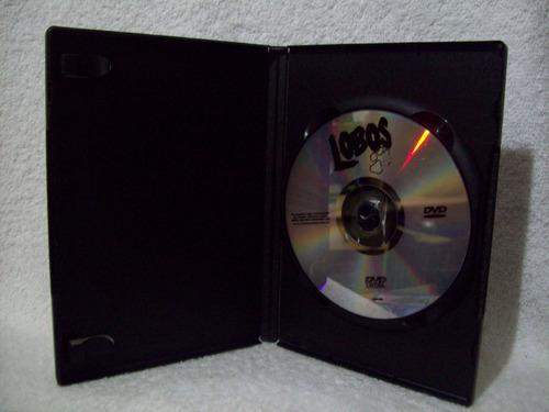 dvd original lobos