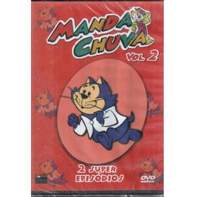 Dvd Original Manda Chuva Vol.2 Cx 32 Ok