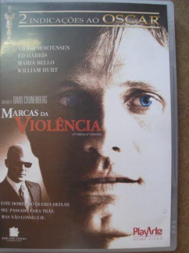 dvd original marcas da violência b6