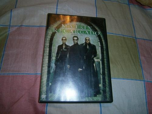 dvd original matrix recargado