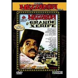 dvd original mazzaropi - o grande xerife