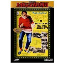 dvd original mazzaropi - o puritano da rua augusta