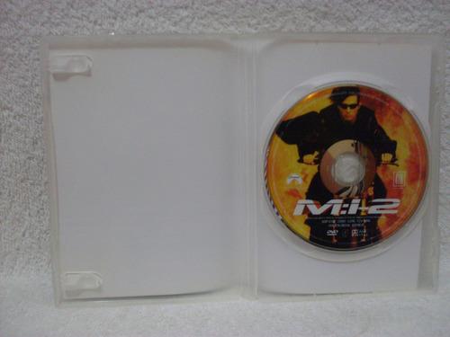 dvd original missão impossível 2