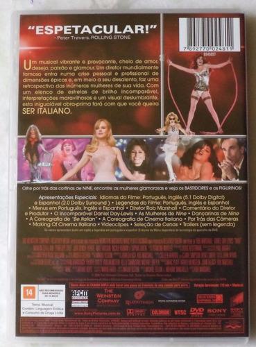 dvd original nine