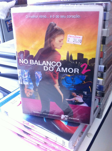 dvd original no balanço do amor 2 (jacqueline bisset)lacrado
