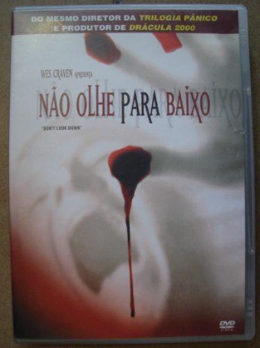 dvd original não olhe para baixo 04