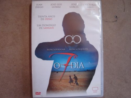 dvd original  o 7º dia