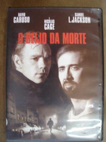 dvd original o beijo da morte com nicolas cage i6
