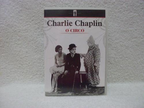 dvd original o circo- charlie chaplin