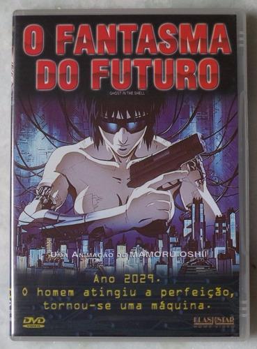 dvd original o fantasma do futuro