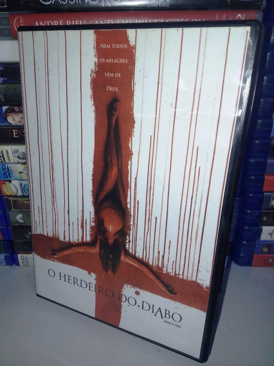 Herdeiro Do Diabo pertaining to dvd original - o herdeiro do diabo - devil's due - r$ 5,00 em