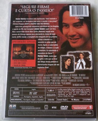 dvd original o observador