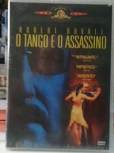 dvd original o tango e o assassino (lacrado)