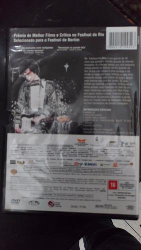 dvd original os famosos e os duendes da morte - frete gratis