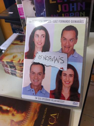 dvd original os normais (lacrado)