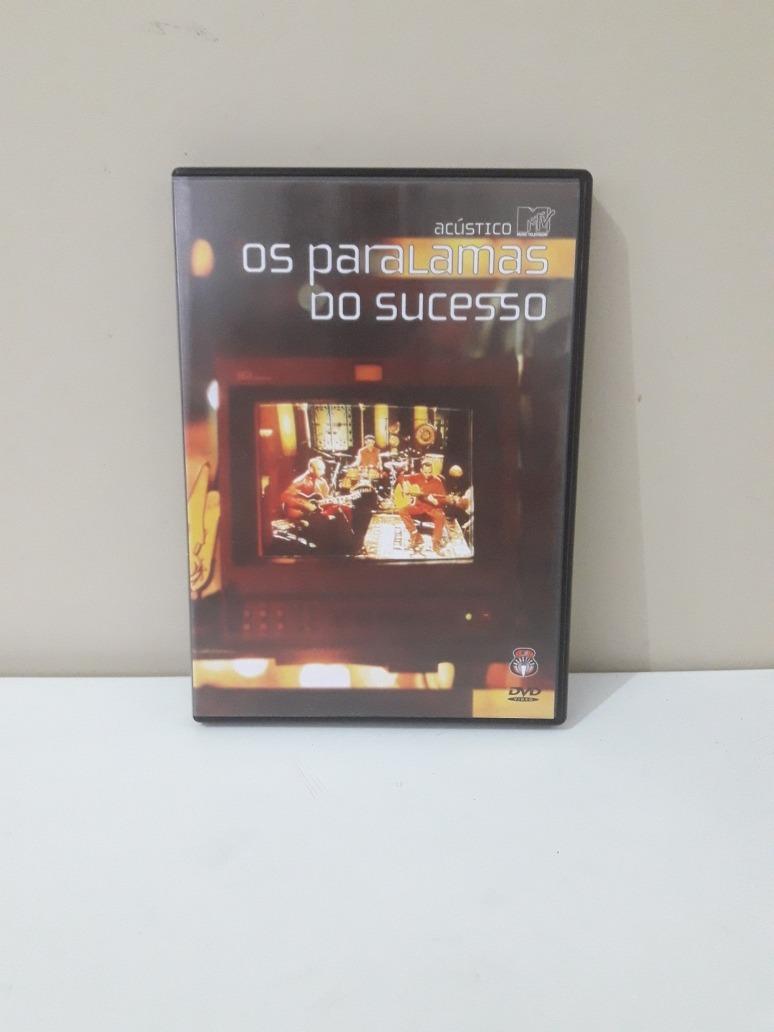 dvd paralamas acustico mtv