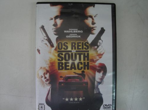 dvd original  os reis de south beach 14