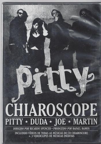 dvd original pitty (cx 17) ok