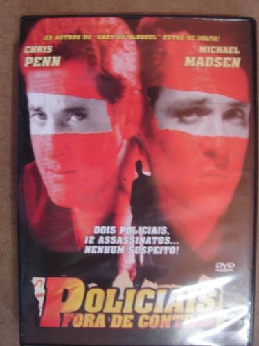 dvd original policiais fora de controle k4