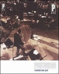 dvd original portishead roseland new york