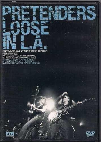 dvd original pretenders loose in l.a