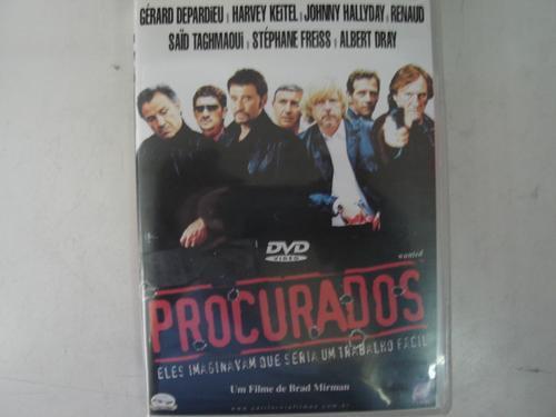 dvd original  procurados
