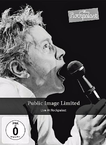 dvd original public image ltd. p.i.l live at rockpalast 1983