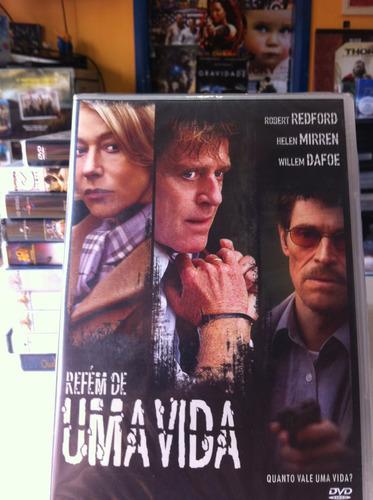 dvd original refém de uma vida (helen mirren) lacrado