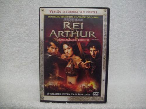dvd original rei arthur- versão estendida