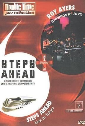 dvd original roy ayers steps ahead