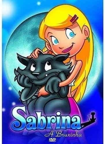 Dvd Original Sabrina A Bruxinha Desenho Dublado R 8 99 Em