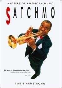 dvd original satchmo masters of american music
