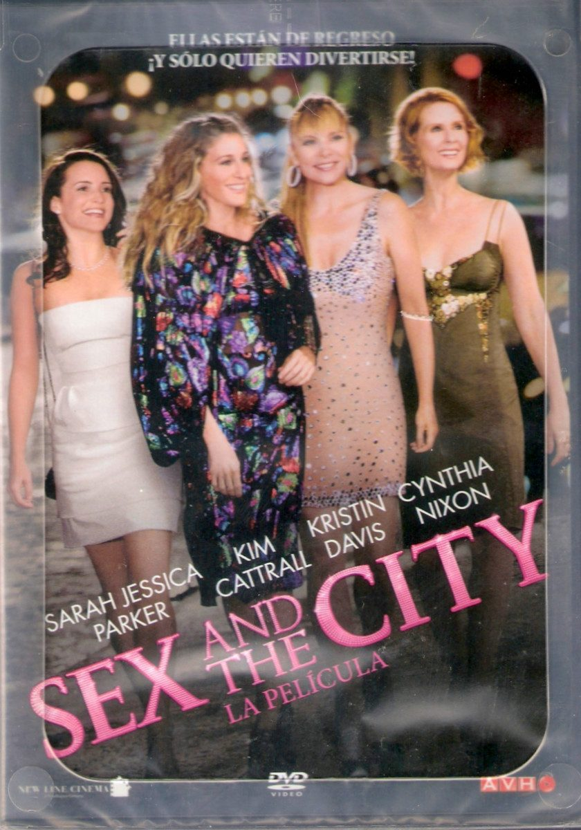 la pelicula sex and the city