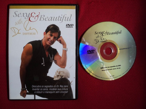 dvd original - sexy & beautiful dr rey