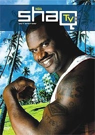 dvd original shaquille o'neal : shaq tv the reality series
