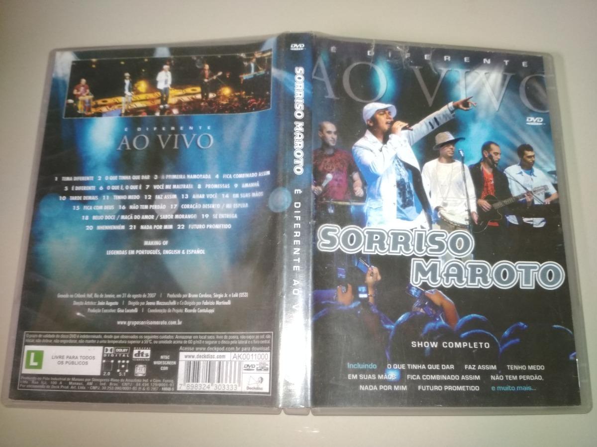 COMPLETO DIFERENTE MAROTO BAIXAR SORRISO CD