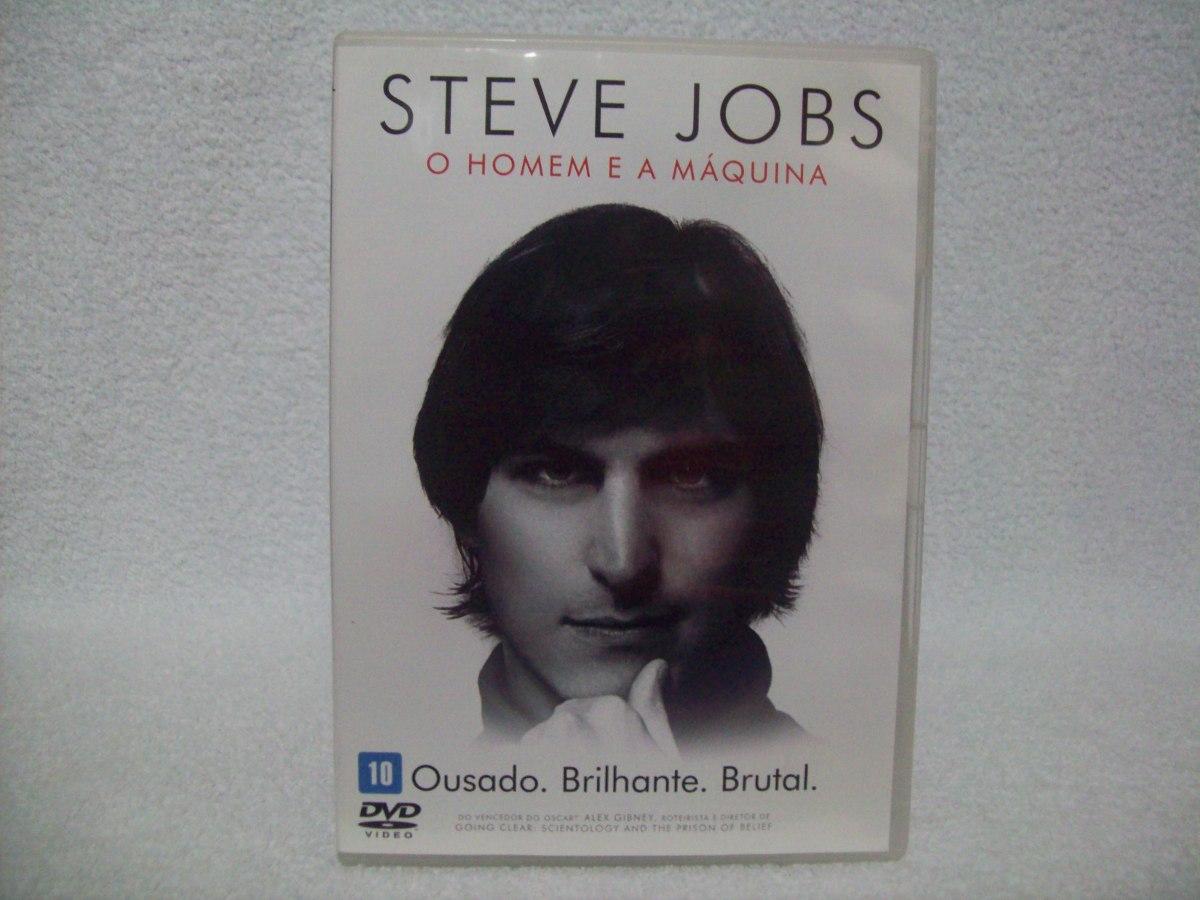 3a910606007 Dvd Original Steve Jobs- O Homem E A Máquina - R$ 20,00 em Mercado Livre
