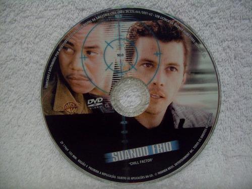 dvd original suando frio- com cuba gooding jr.