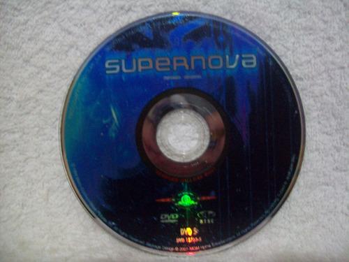 dvd original supernova