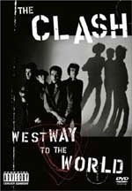 dvd original the clash - westway to the world