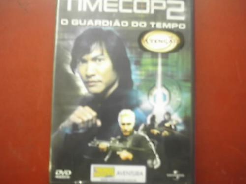 dvd original   timecop 2 o guardião do tempo