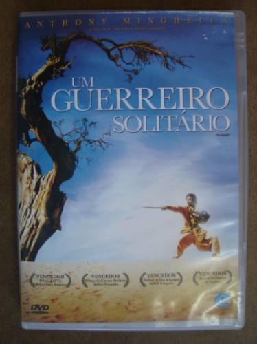 dvd original um guerreiro solitário g4