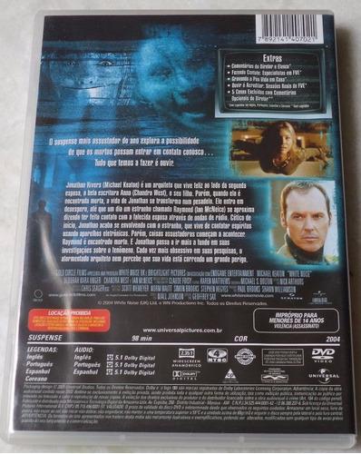 dvd original vozes do além