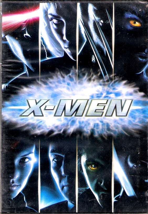 dvd original x men 1 los hombres x usado navidad. Black Bedroom Furniture Sets. Home Design Ideas