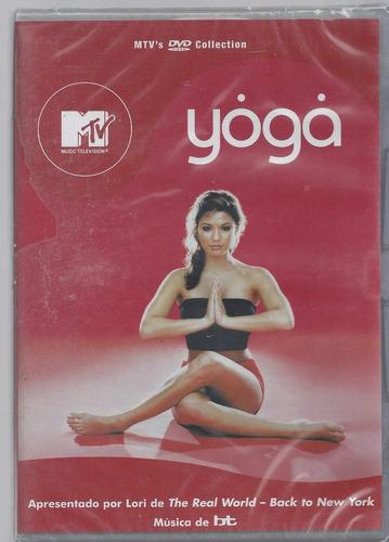 dvd original yoga (cx 13) ok