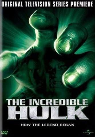 dvd orignal the incredible hulk el increible hulk bill bixby